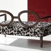 gözlük desenli çok şık dekoratif koltuk modeli