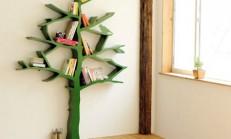 Dekoratif ve Sıradışı Kitaplık Modelleri