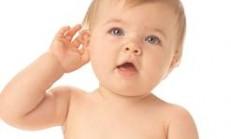 Çocuklarda kulak ağrısı sorunları