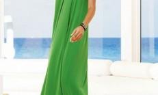 Birbirinden Şık Uzun Elbise Modelleri