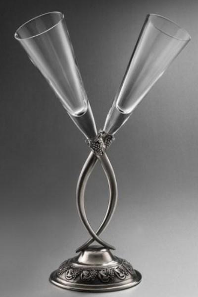 farklı tasarlanmış şık kadeh bardağı modeli