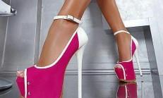 Yılın Modası Rengarenk Ayakkabı Modelleri
