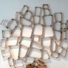 istenilen şekilde duvara monte edilebilen fonksiyonel raf modelleri