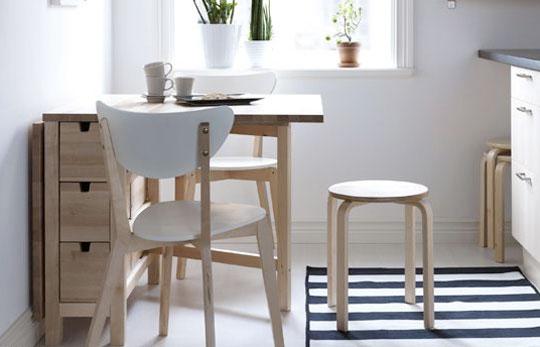 k k mutfaklar i in dekoratif ah ap masa modeli. Black Bedroom Furniture Sets. Home Design Ideas