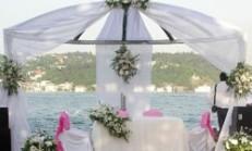 Muhteşem bir düğün için