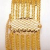 kilitli çok şık burma altın bilezik modeli