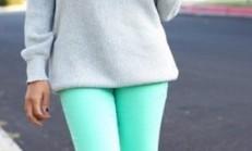 Sezonun Modası Renkli Pantolon Modelleri