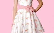 Yazlık Mini Elbise Modelleri