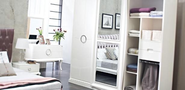 şık tasarımlı doğtaş yatak odası takımı