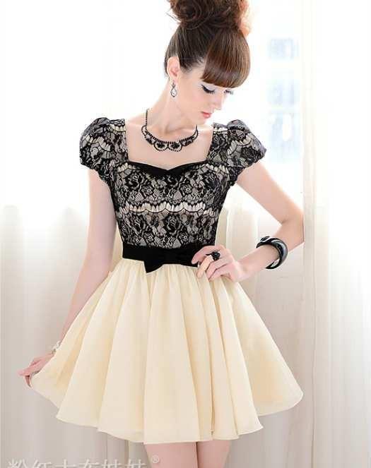 2013 kısa abiye elbise modeli