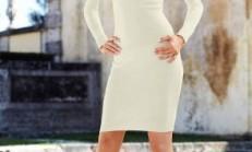 Yeni Sezon 2013 Kışlık Elbise Modelleri