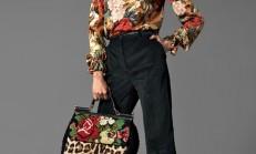 2013 Dolce&Gabbana Sonbahar Kış Koleksiyonu