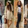 Farklı Modellerde Bayan Kabanlar