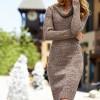Kışlık Elbise Modeli Son Moda Elbise