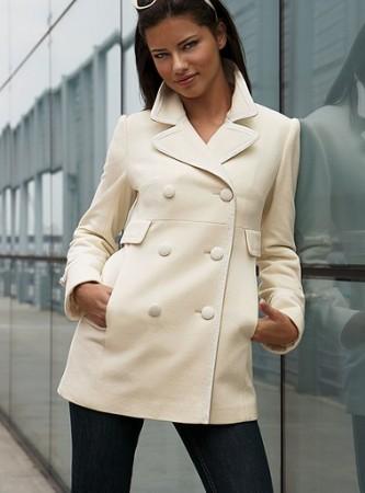Klasik Beyaz 2013 Kaban Modeli