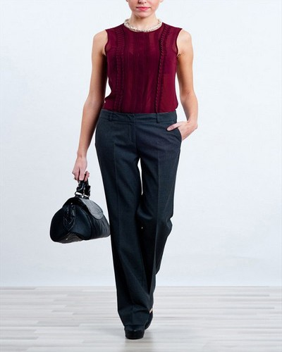 Koton Kumaş Pantolon Modeli 2013
