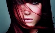 2013 Kızıl Saç Modası
