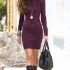 Yeni Moda Kışlık Elbise 2013