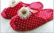 Son Moda Bayan Ev Terlikleri