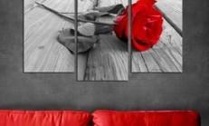 Ev Dekorasyonunun Vazgeçilmezi Yeni Canvas Tablo Modelleri