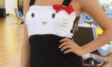 2013 Hello Kitty Gecelik ve Pijama Modelleri