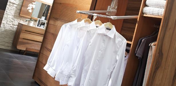 raylı gömlek askılı doğtaş gardolap modeli