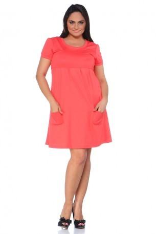 yarım kollu bayan büyük beden elbise modeli