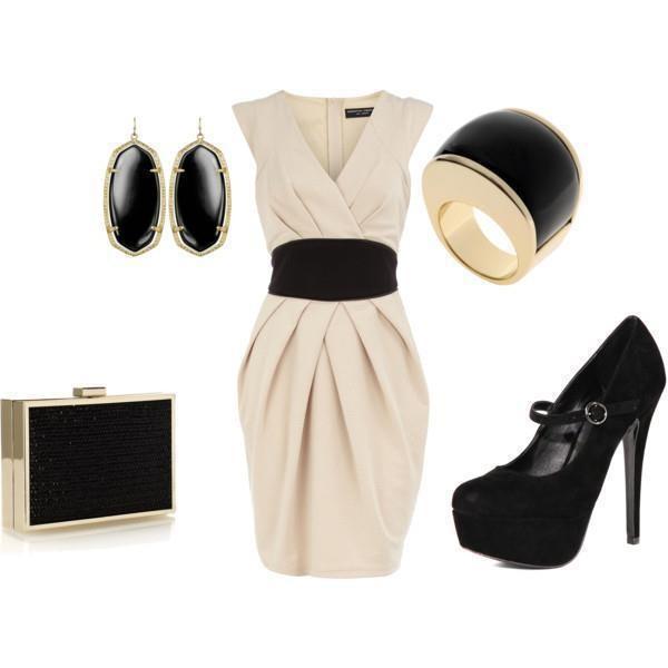 2013 yeni moda abiye elbise kombini