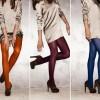 farklı renklerde 2013 calzedoniafall winter çorap