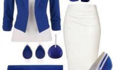 En Güzel Mavi Kombinler