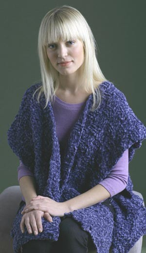 Free Crochet Patterns Size Q Hook : mavi kal?n ?rg? ?al modeli