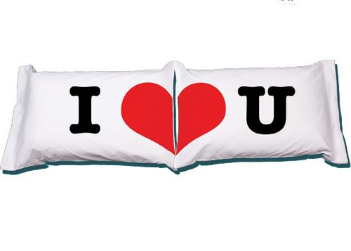 sevgililer günü için yastık modelleri
