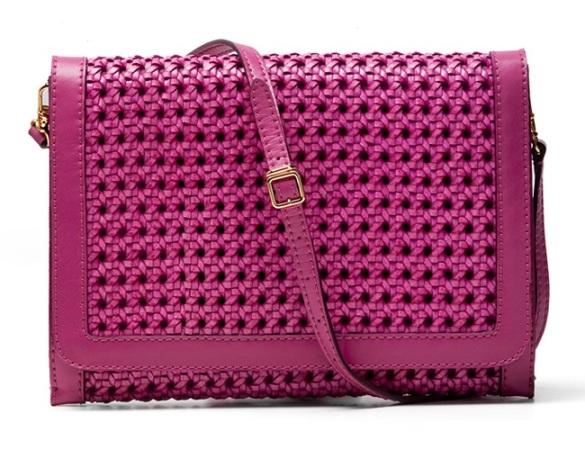 sevgililer gününe özel pembe bayan çanta modeli