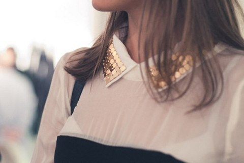 yeni moda zımba gömlek modeli