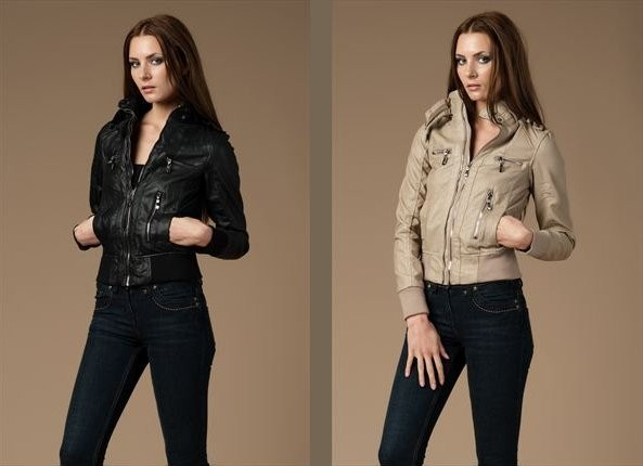 yeni trend bayan mont modeli