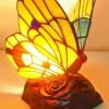 ışıklı kelebek modelinde süs eşyası