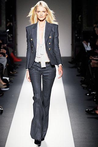 2013 çizgili yeni moda takım elbise