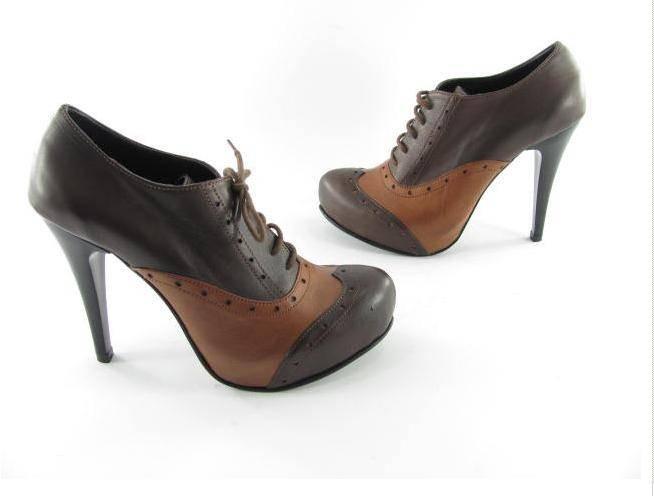 deri farklı yarım çizme modeli