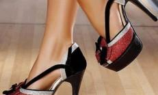 2013 Mezuniyet Balosu Ayakkabıları
