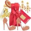 2013 yeni trend abiye elbise kombini