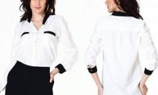 2013 Yeni Moda Bayan Gömlek Modelleri