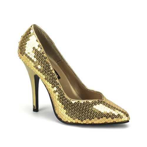sivri burunlu dore payetli ayakkabı modeli