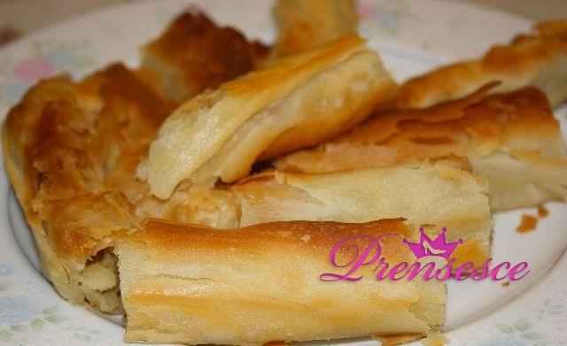 Açma Kahvaltı Böreği Tarifi