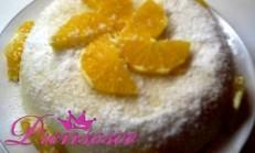 Portakallı Kar Pastası Tarifi