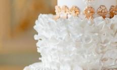 Modern ve Şık Düğün Pastası Örnekleri