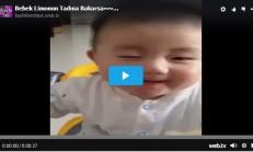 Bebek Limonun Tadına Bakarsa
