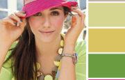 Kıyafetlerinizde Renk Uyumu Sağlamakta Zorluk mu Çekiyorsunuz ?
