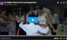 Bu Düğün Videosu Sizi Çok Duygulandıracak..