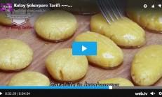 Kolay Şekerpare Tarifi Videolu