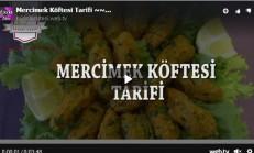 Mercimek Köftesi Tarifi Videolu